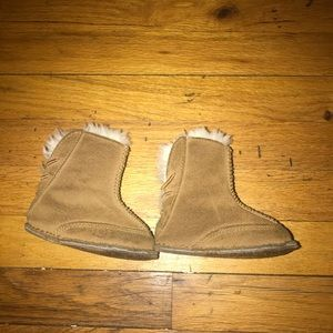 Other - Ugg baby booties size small